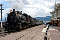 26 May 2012. Chasing steam from Ely, Nevada
