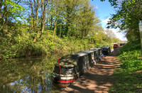 22 April 2017. Hatton Locks