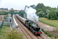 25 August 2013. Shakespeare Express - Week 9