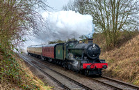 29 January 2017. GCR Winter Gala II