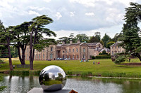 23rd July 2011. A further visit to Compton Verney with Stacy & Gareth Cordery.