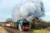 21 November 2015. GCR - Last Hurrah of the Season Gala