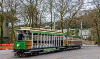 12 April 2014. Manx Electric Tramway Charter pt. 1