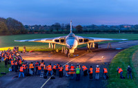 15 November 2014. Vulcan XM655 Photo Charter - Out-takes