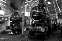 "12 April 2012. Barrow Hill ""Fab4 Gala"" -6- Preparations and Photo Charter"