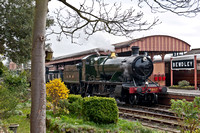 30 March 2012. Photo Charter2 - with GWR 2-8-0 no 2857