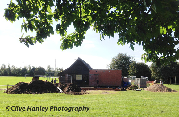 3 Oct 2016-The utility storage located at the side of the Wellesbourne cricket pavilion has gone.