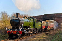 19th March 2011. Great Western Weekend at The Battlefield Line