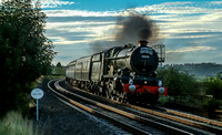 ARCHIVES. 7 September 2005 6024 King Edward I - Taunton to Stratford upon Avon