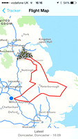 25 September 2014. Vulcan XH558 Cold War Airfield Tour