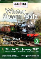 This Coming Weekend at the GCR