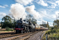 25 October 2014. GCR with 76084