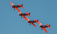 21 September 2014. The Blades display at Southport Air Show