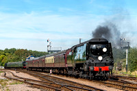 6th October 2013. GCR Autumn Steam Gala - Sunday